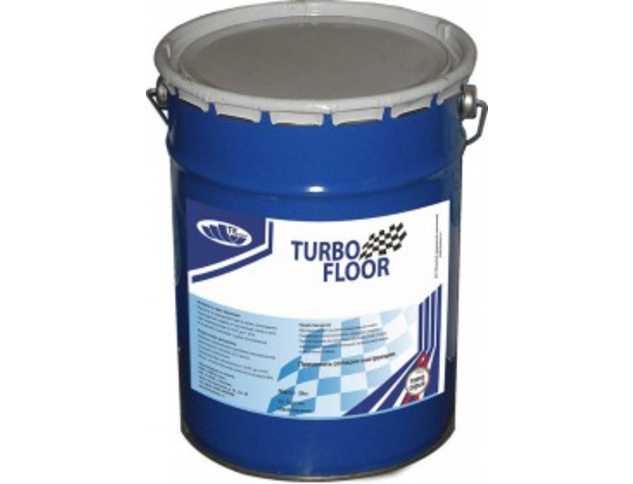 TurboFloor Cure 20, 18 кг, 180 кг